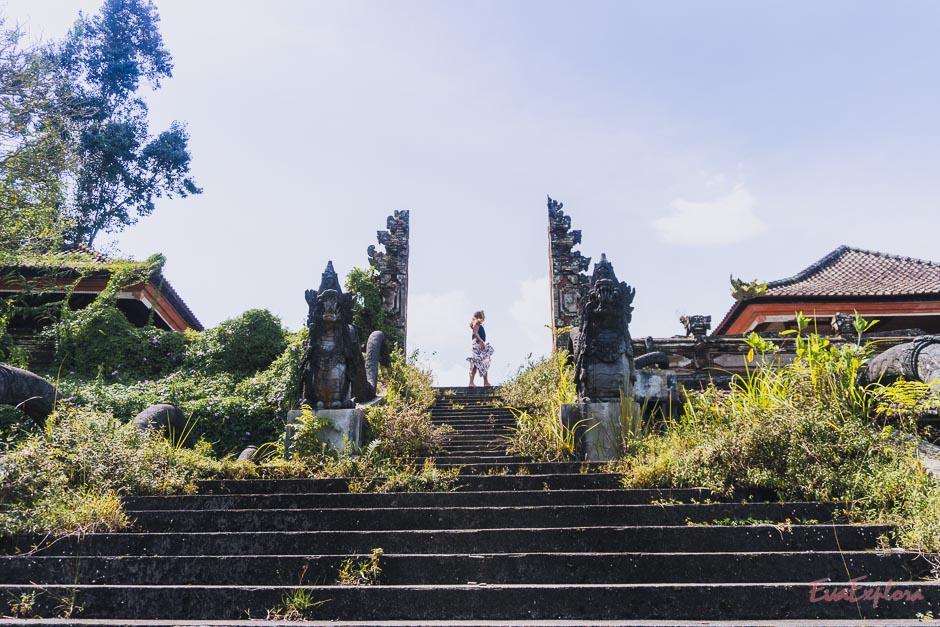 Ghost Palast Bali