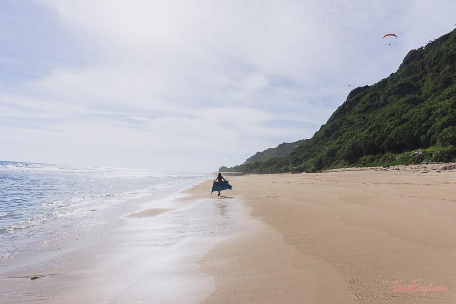 schoenster Strand auf Bali