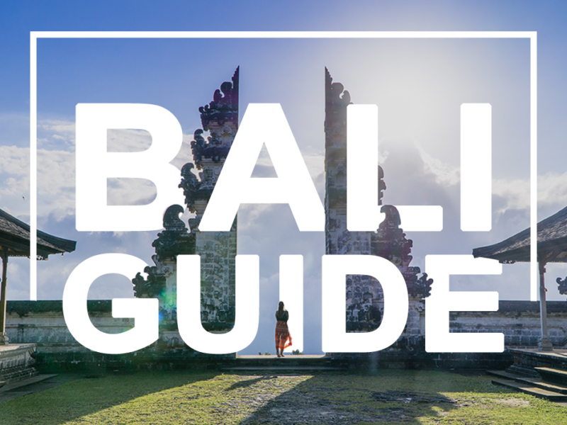 Bali Guide Geheimtipps
