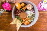 vegetarisch Essen Bali