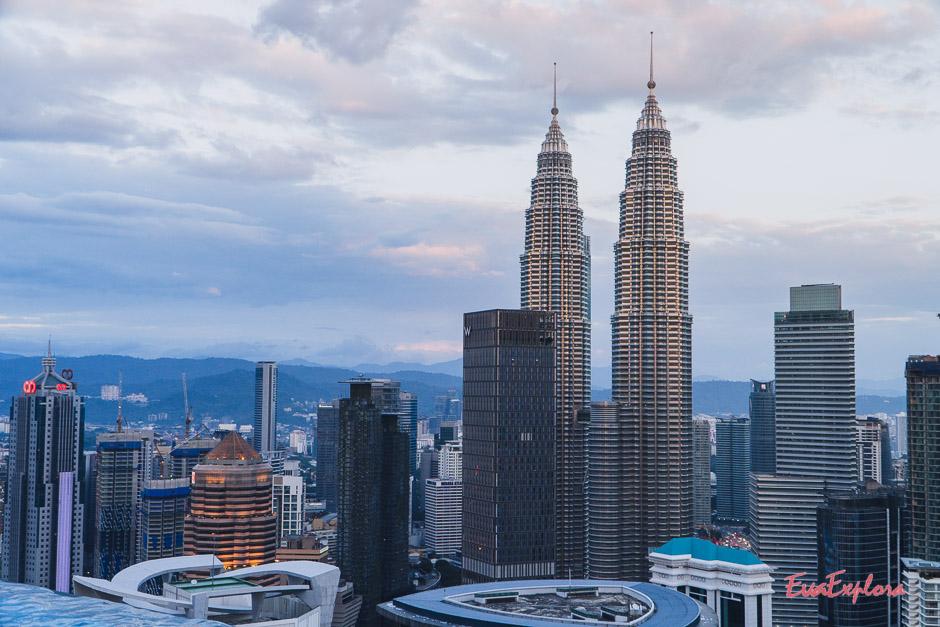 Twintowers in Kuala Lumpur