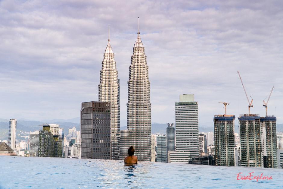 Kuala Lumpurs bester Pool