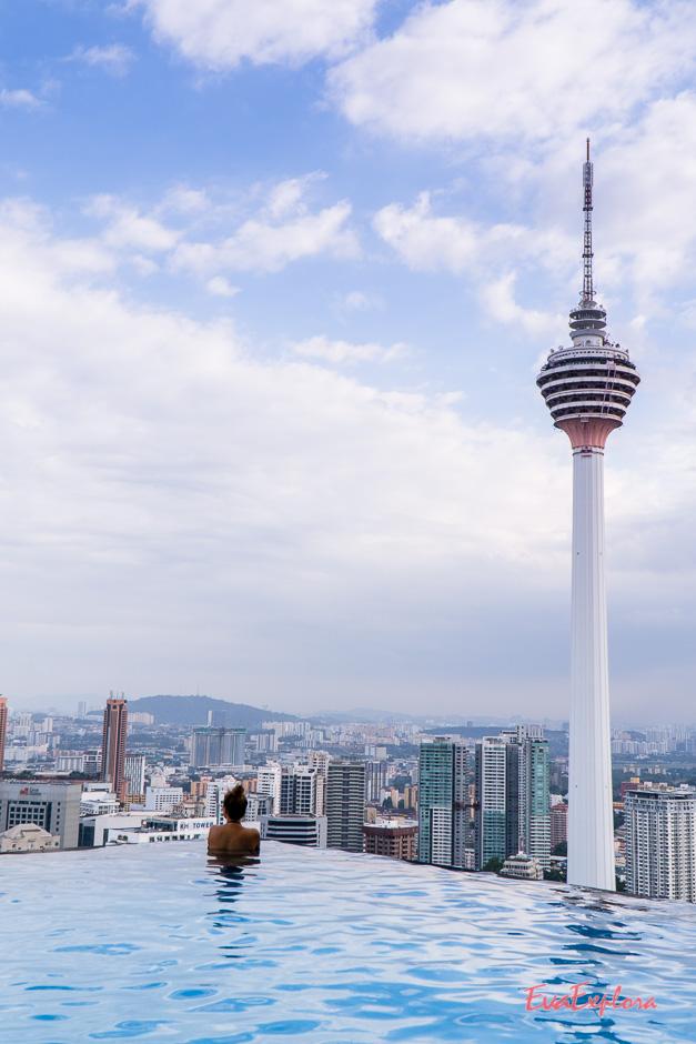 TV-Tower in Kuala Lumpur