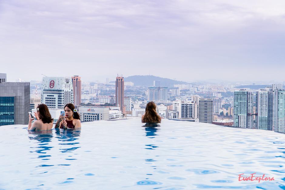 Beruehmtester Pool Kuala Lumpurs