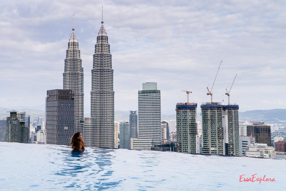 Infinity Pool Kuala Lumpur