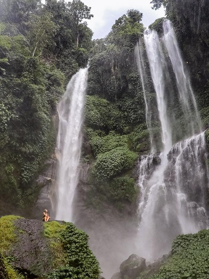Abenteuerreise Indonesien