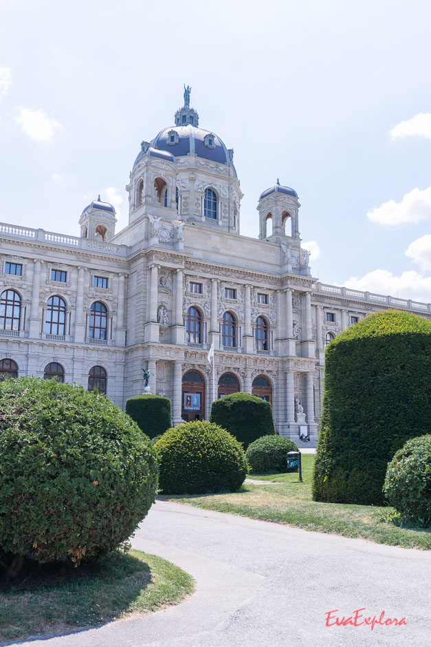 Sightseeing in Wien