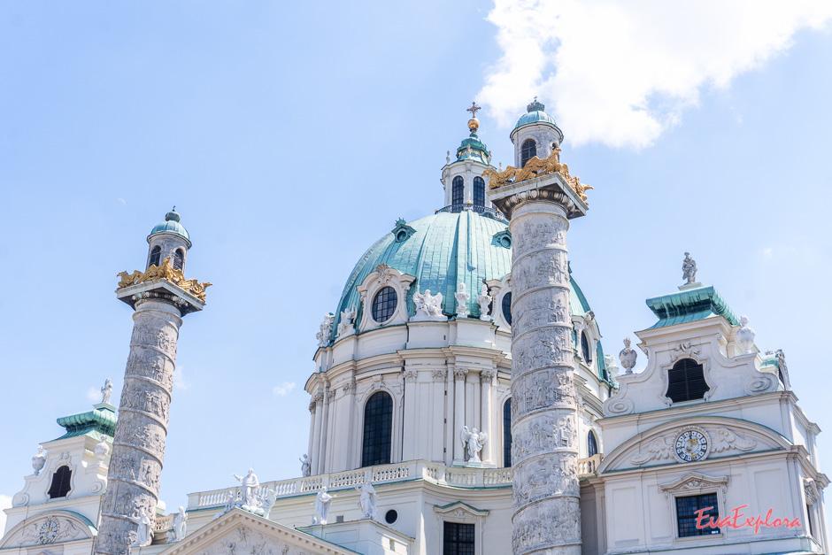 barocke Architektur Wien