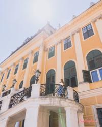 Balkon von Sissi und Franz