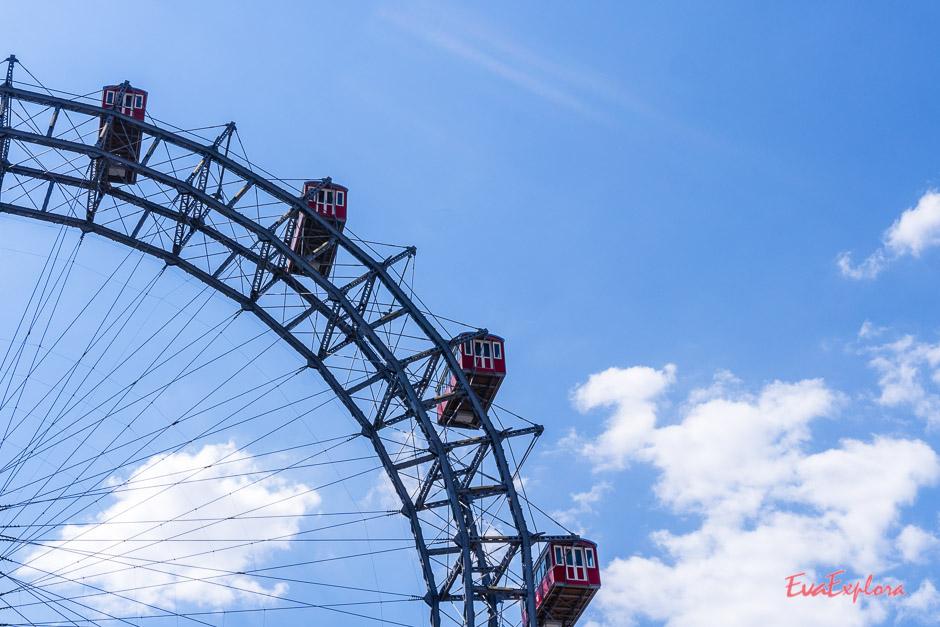 das beruehmte Riesenrad