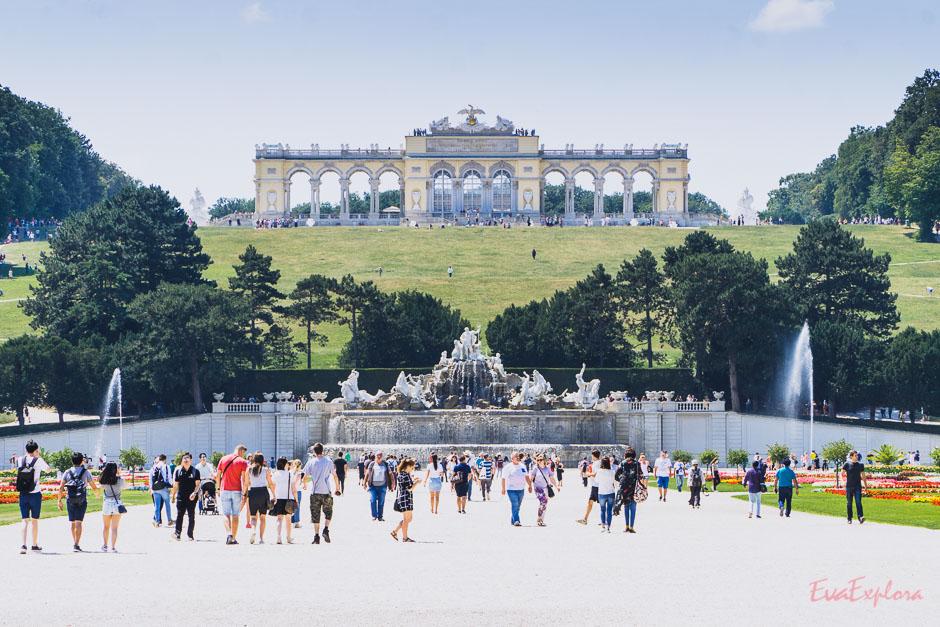 Hofgarten in Wien