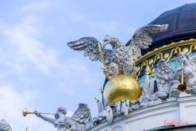 Sightseeing in Wien
