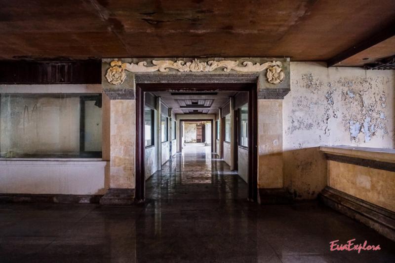 Ghost Palace Bali