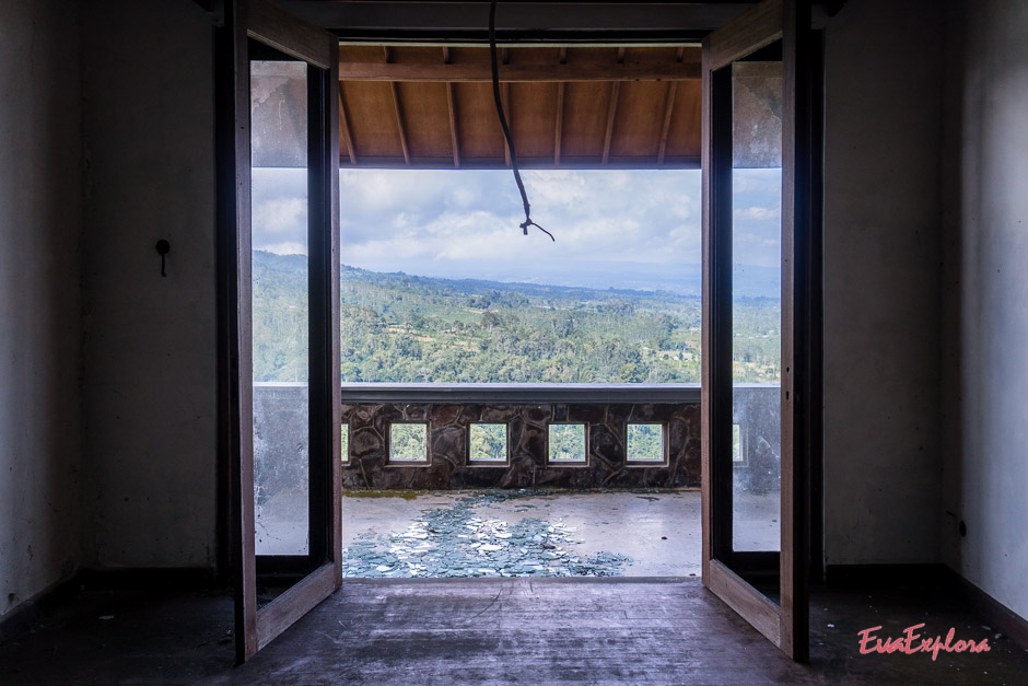 verlassene Orte Bali