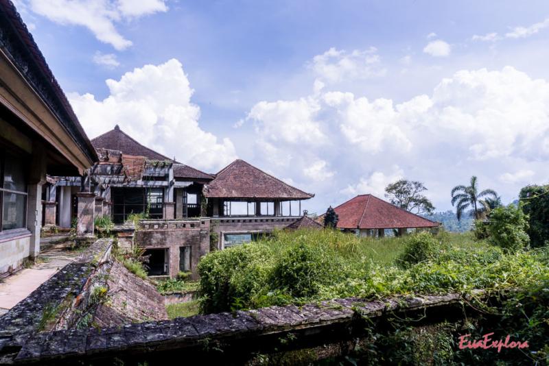 Bali Reisetipps Geisterpalast
