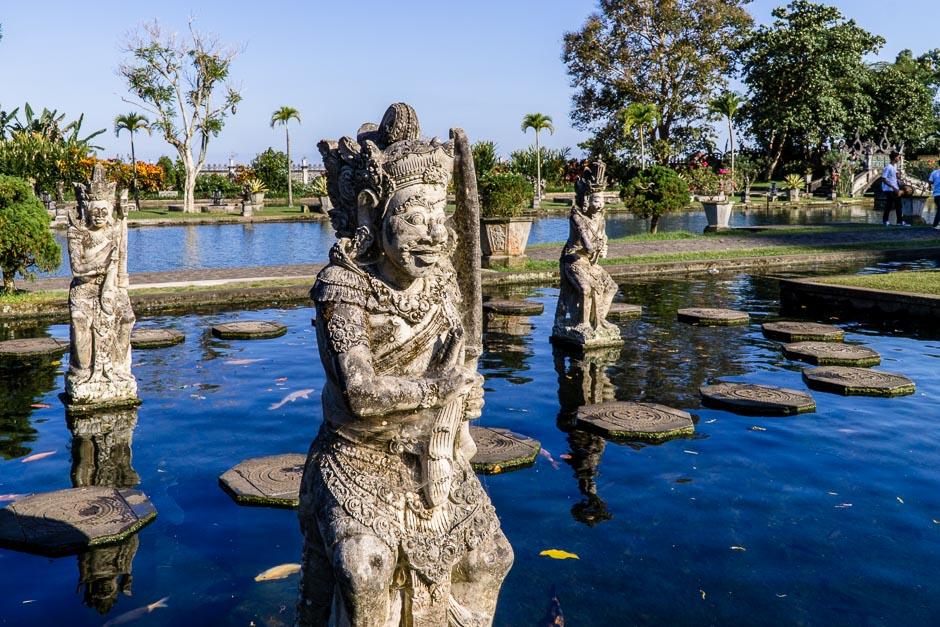 Wassertempel Bali