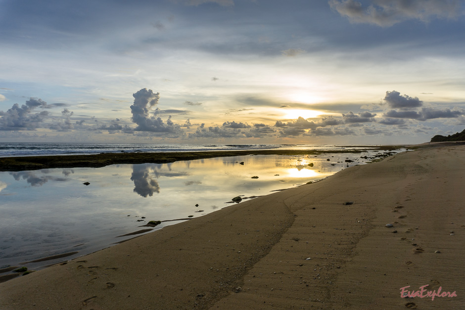 schoenster Strand Bali