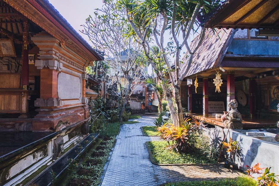 Unterkunft in Ubud