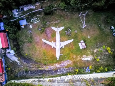 Lost Plane Bali