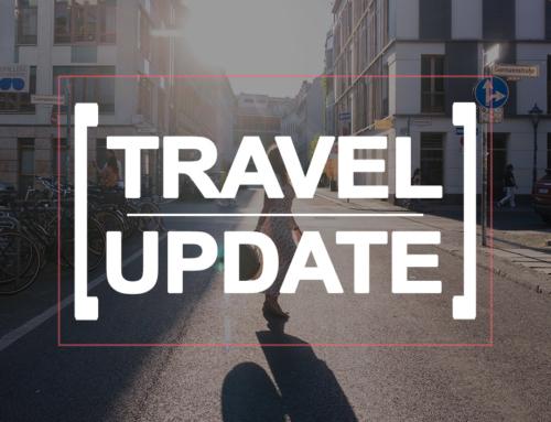 [Travel Updade] Es geht wieder los