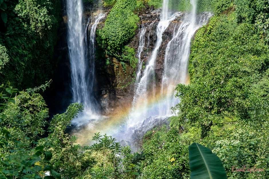 Sekumpul Wasserfall Bali