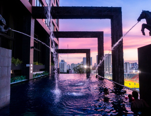 Mein Aufenthalt im Siam@Siam Design Hotel Bangkok