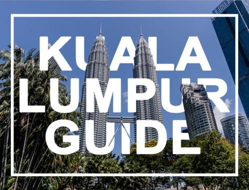 Kuala Lumpur Guide – Hotels, Unternehmungen, Essen