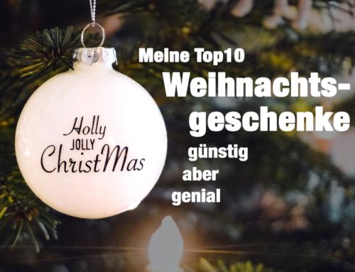 Meine Top10 Weihnachtsgeschenke – günstig aber genial