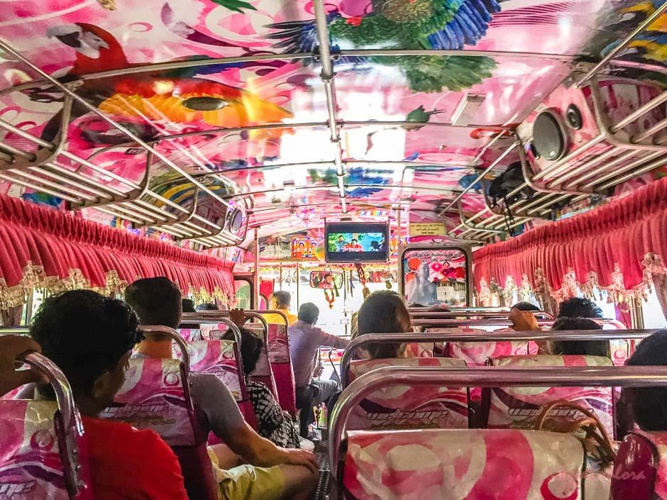 reisen in SriLanka