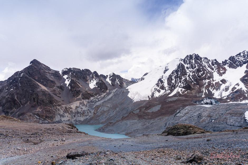 Gletscher neben Gletscher