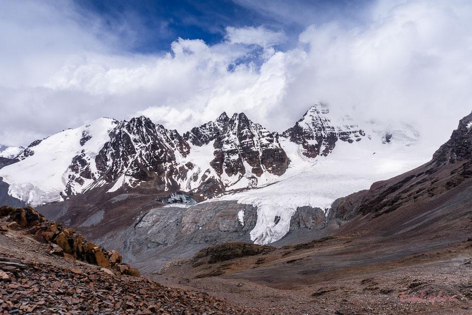 Aussicht am Gipfel
