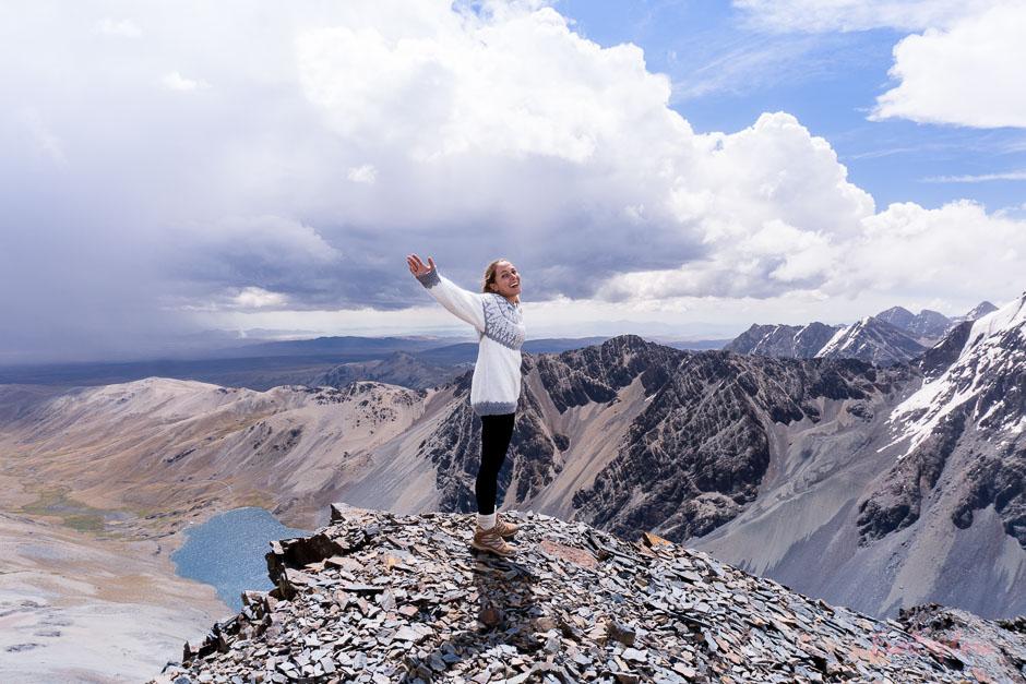 Gipfel-Glueck am Pico Austria