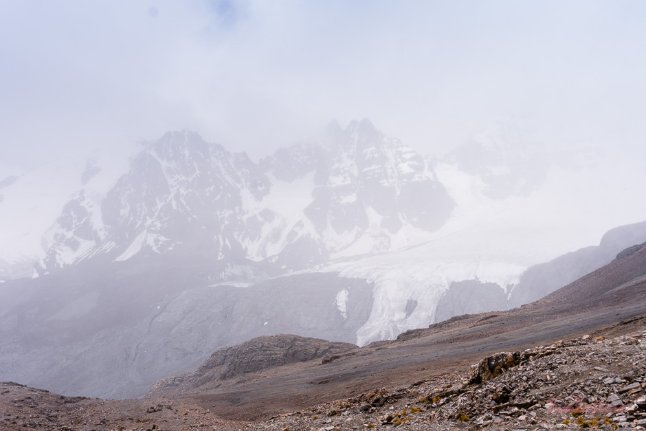 Schneesturm am Pico Austria