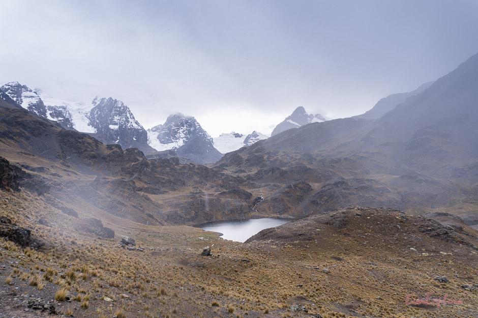 wunderschoene Natur in Bolivien