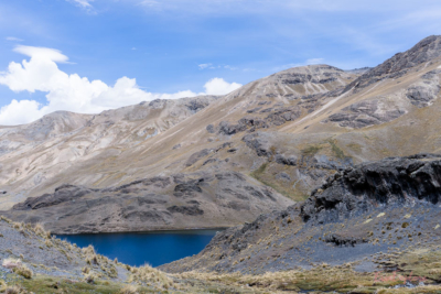 Bergesse Cordillera Real
