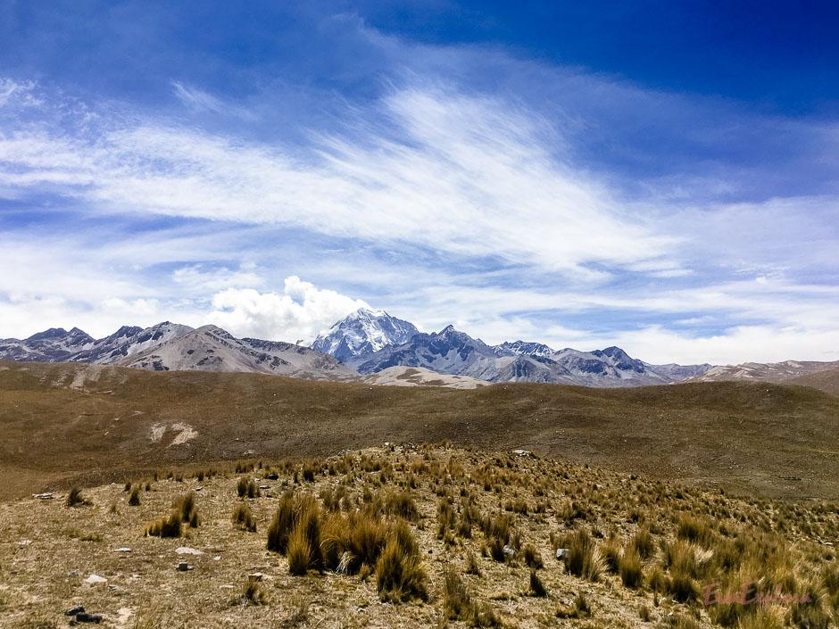 Cordillera Real Bolivien