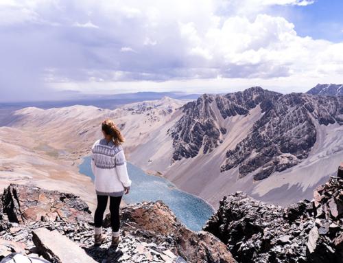 Pico Austria – der schönste Trek in Bolivien