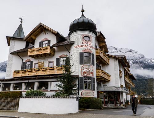 Auszeit im Staudacherhof: Wellness & Wohlfühlen in Garmisch