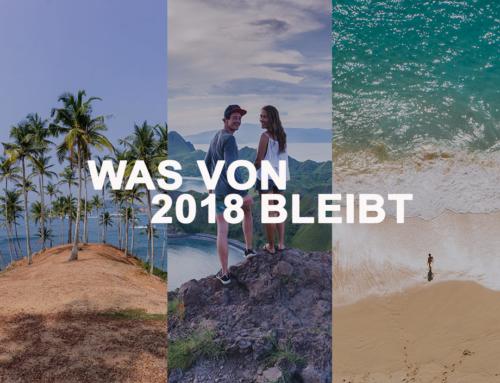 Was von 2018 bleibt – vier Gedanken zum Jahreswechsel