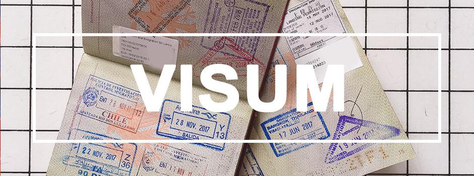 Visum für Sri Lanka