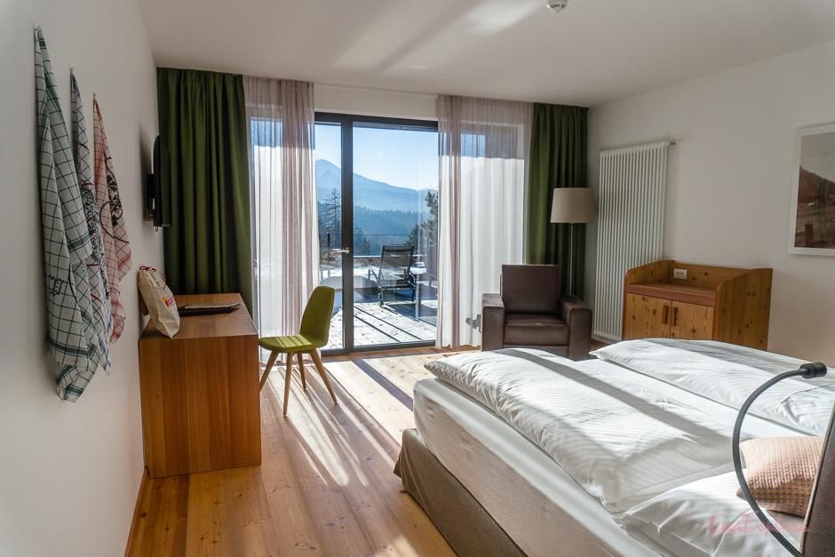 Zimmer Hotel Cristal
