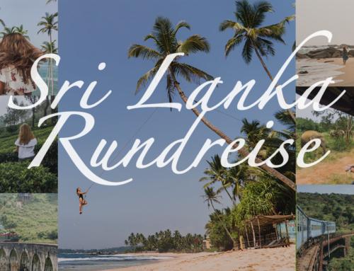 3 Wochen Sri Lanka Rundreise: Teeplantagen, Safari & Strände