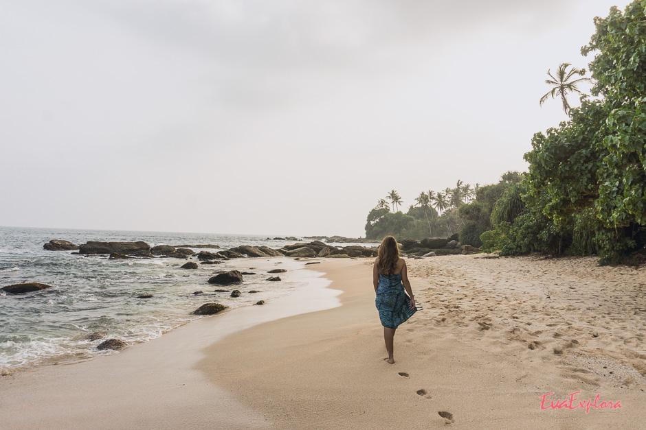 Straende auf Sri Lanka