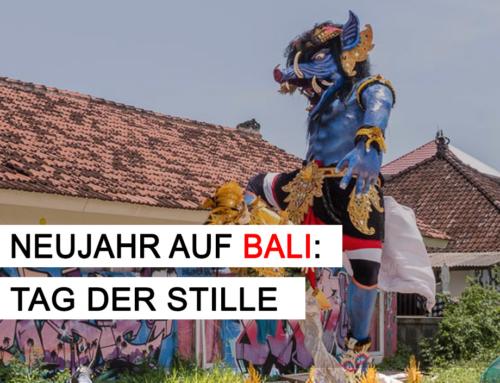 Nyepi oder Silent Day: Wie auf Bali Neujahr gefeiert wird
