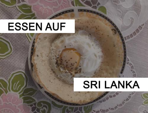 Essen auf Sri Lanka – von Coconut Rotis, Curry und String Hoppers