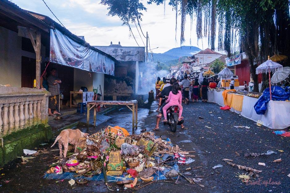Umzug Nyepi Bali