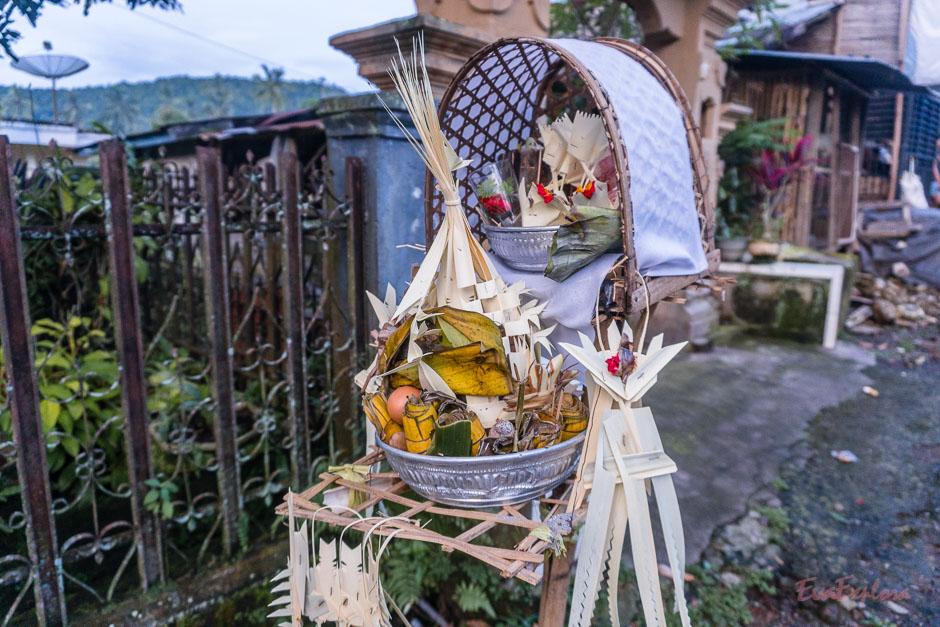 Hindu Altar auf Bali