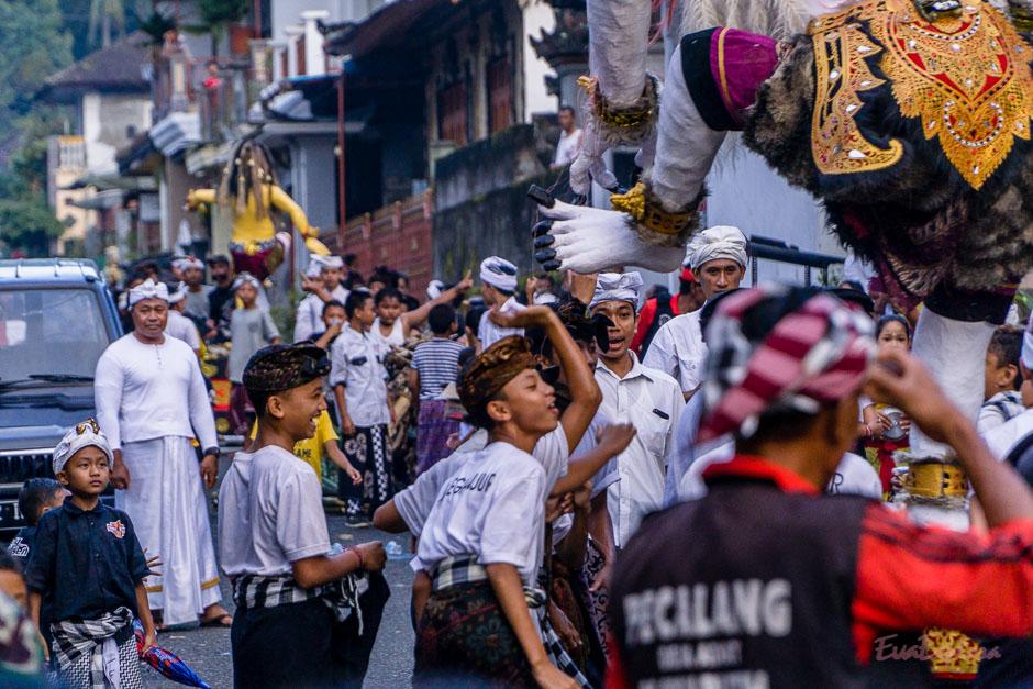 Religioese Feste auf Bali