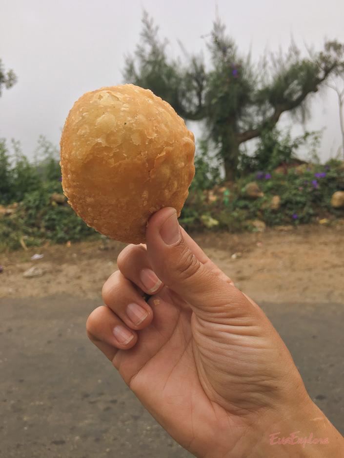 Essen auf Sri Lanka