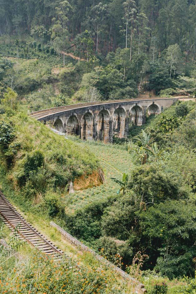 Eisenbahnbruecke Ella